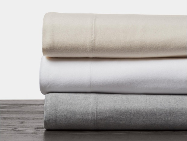 Cloud Brushed Organic Flannel™ Sheet Set Subscription