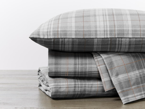 Cloud Brushed™ Organic Flannel Sheets