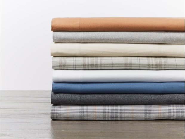 Cloud Brushed™ Organic Flannel Swatch