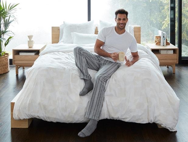 Men's Cloud Brushed™ Organic Flannel Pajama Pants