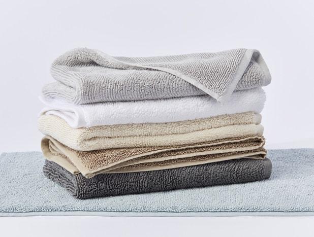 Cloud Loom™ Organic Bath Mat