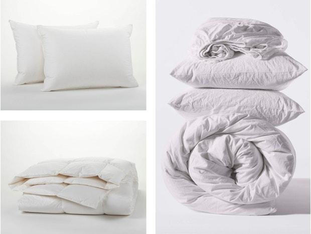 Minimalist Bed Set | Coyuchi