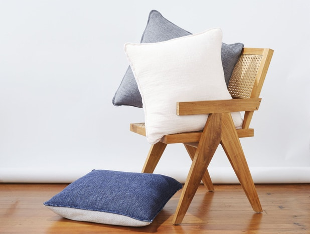 Cozy Cotton Organic Pillow Cover