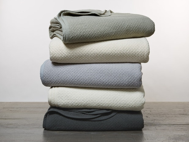 Honeycomb Organic Blanket