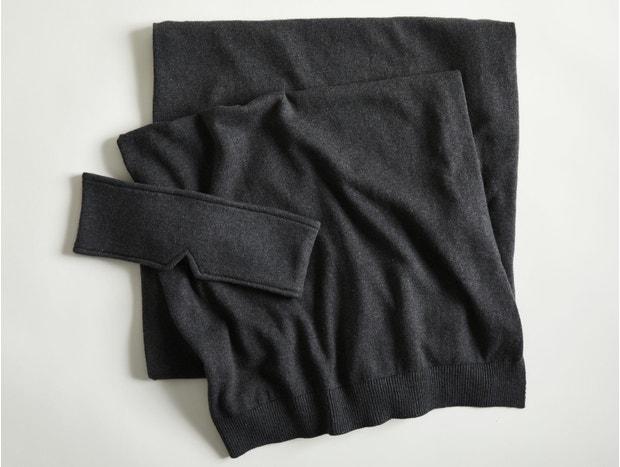 Organic Cotton Knit Travel Set