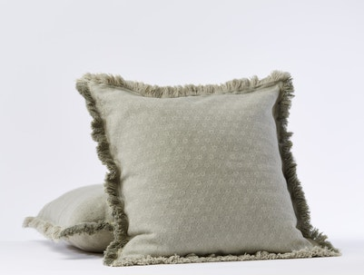 Loreto Organic Pillow Cover