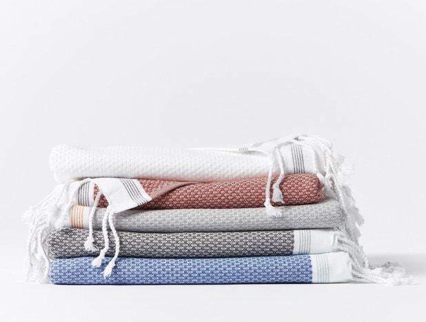 Mediterranean Organic Towels