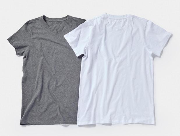 Men's Organic Knit Short Sleeve Tee