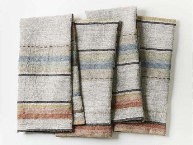 Mojave Organic Kitchen Towels, Set of 2