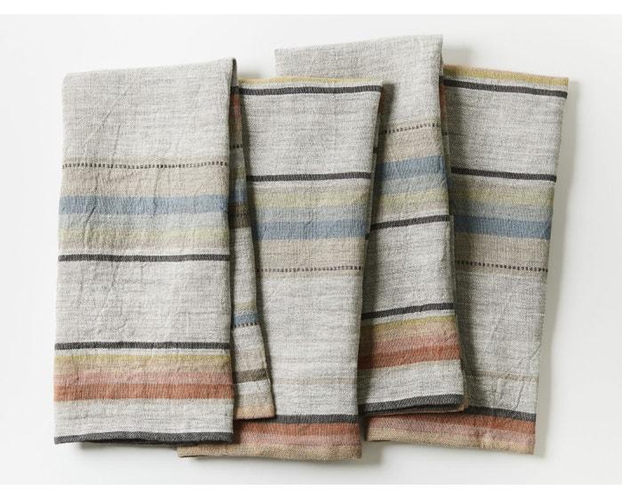 Mojave Organic Kitchen Towels Set Of 2