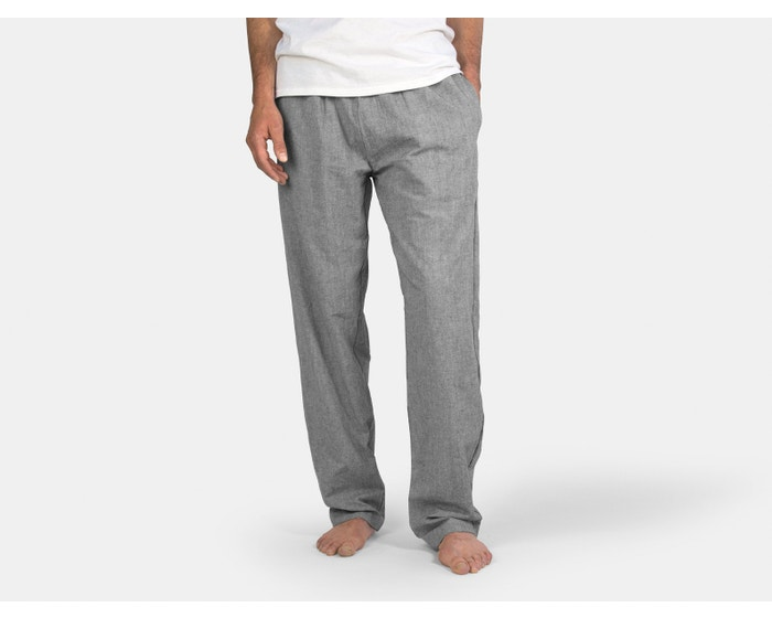 high quality guarantee unparalleled new products Men's Organic Crinkled Pajama Pant
