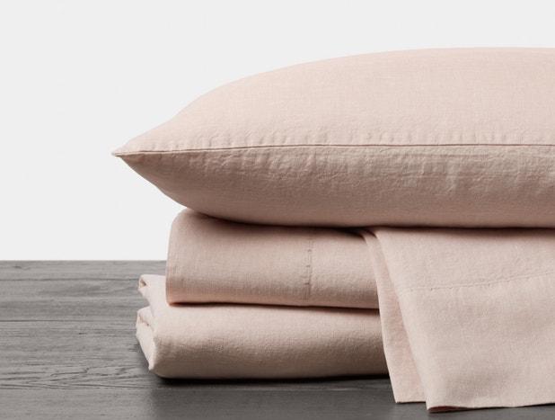 Organic Linen Chambray Pillowcases