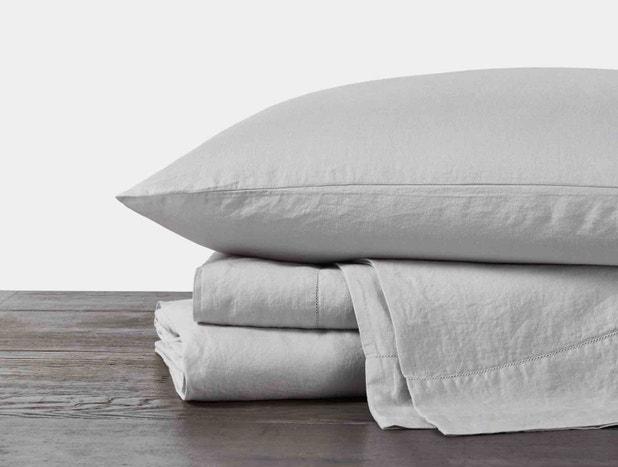Organic Relaxed Linen Pillowcases