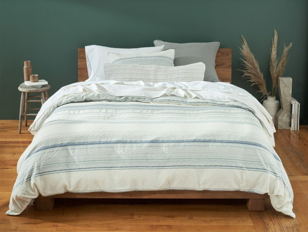 Pacific Grove Organic Duvet Cover