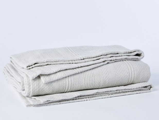 Full Circle Recycled Cotton Blanket