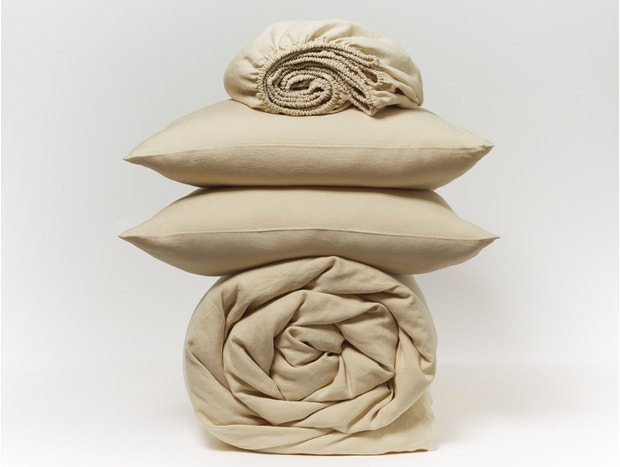 Organic Relaxed Linen Minimalist Set
