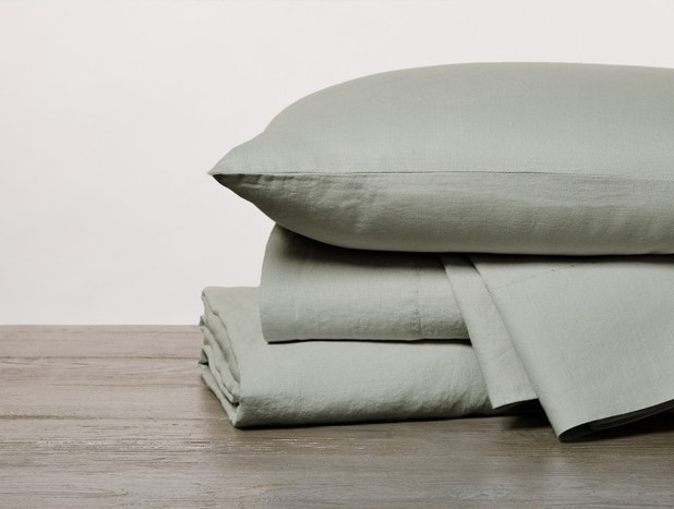 Organic Relaxed Linen Pillowcases