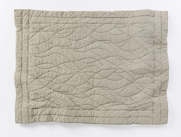 Remi Organic Jersey Quilted Baby Blanket