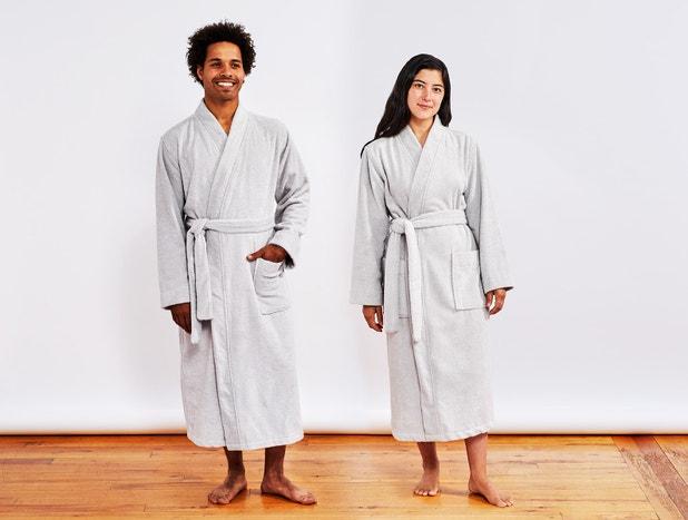 Unisex Air Weight® Organic Robe
