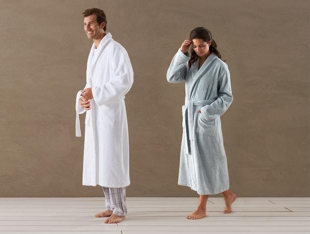Unisex Cloud Loom™ Organic Robe