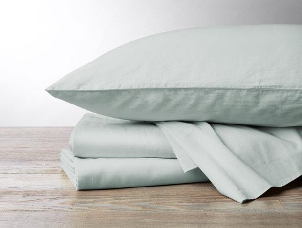 300 Thread Count Organic Sateen Pillowcases
