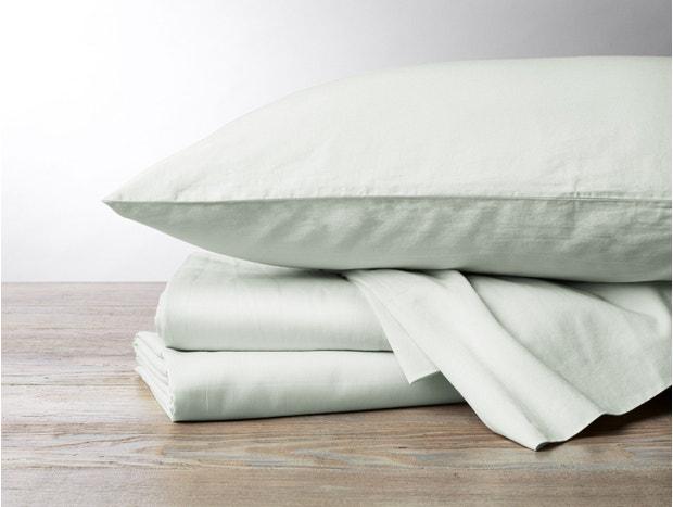 300 Thread Count Organic Sateen Sheets