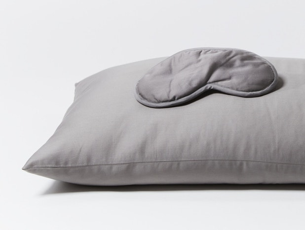 Organic Sateen Travel Sleep Set