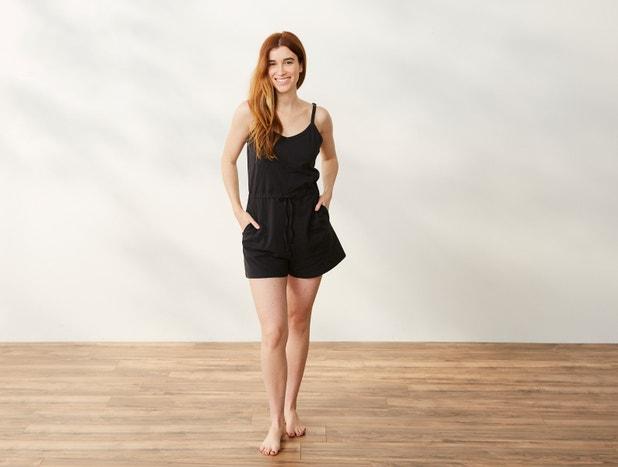 Women's Solstice Organic Short Romper