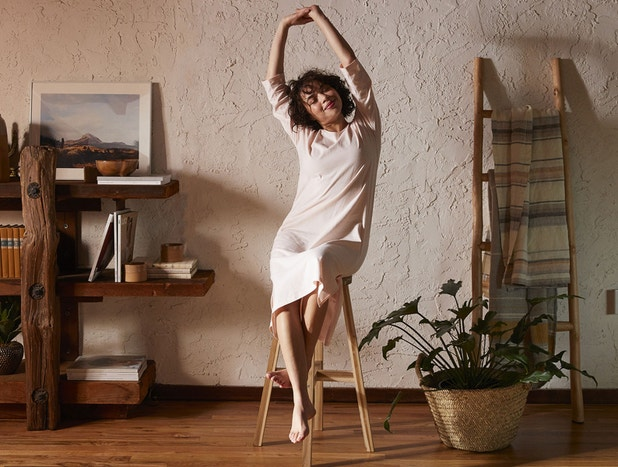 Women's Solstice Organic Nightgown