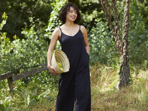 Women's Solstice Organic Romper