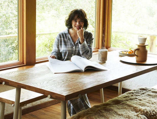 Women's Cloud Brushed™ Organic Flannel Pajama Set