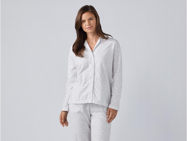 Women's Cloud Brushed Organic Flannel™ Pajama Set