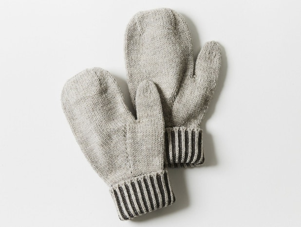 Sierra Climate Beneficial Wool Mittens