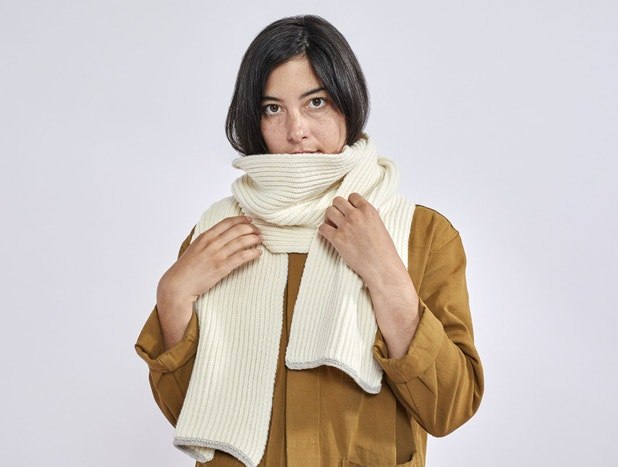 Sierra Climate Beneficial Wool Scarf