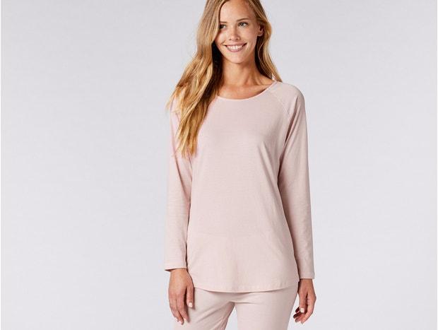 Women's Solstice Organic Long Sleeve Top