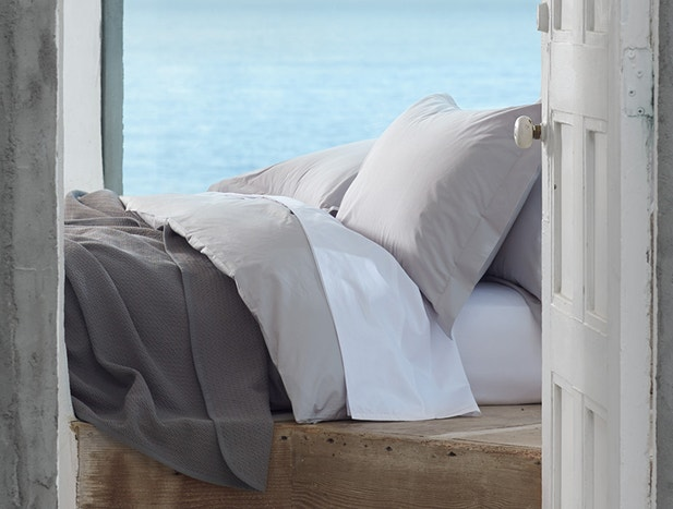 300 Thread Count Organic Percale Sham