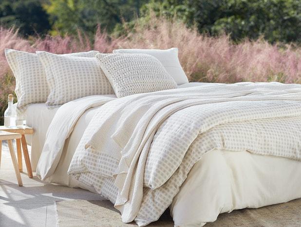 Birch Organic Cotton & Linen Swatch