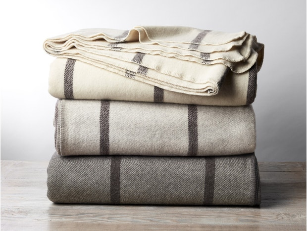 Tahoe Climate Beneficial Wool Blanket