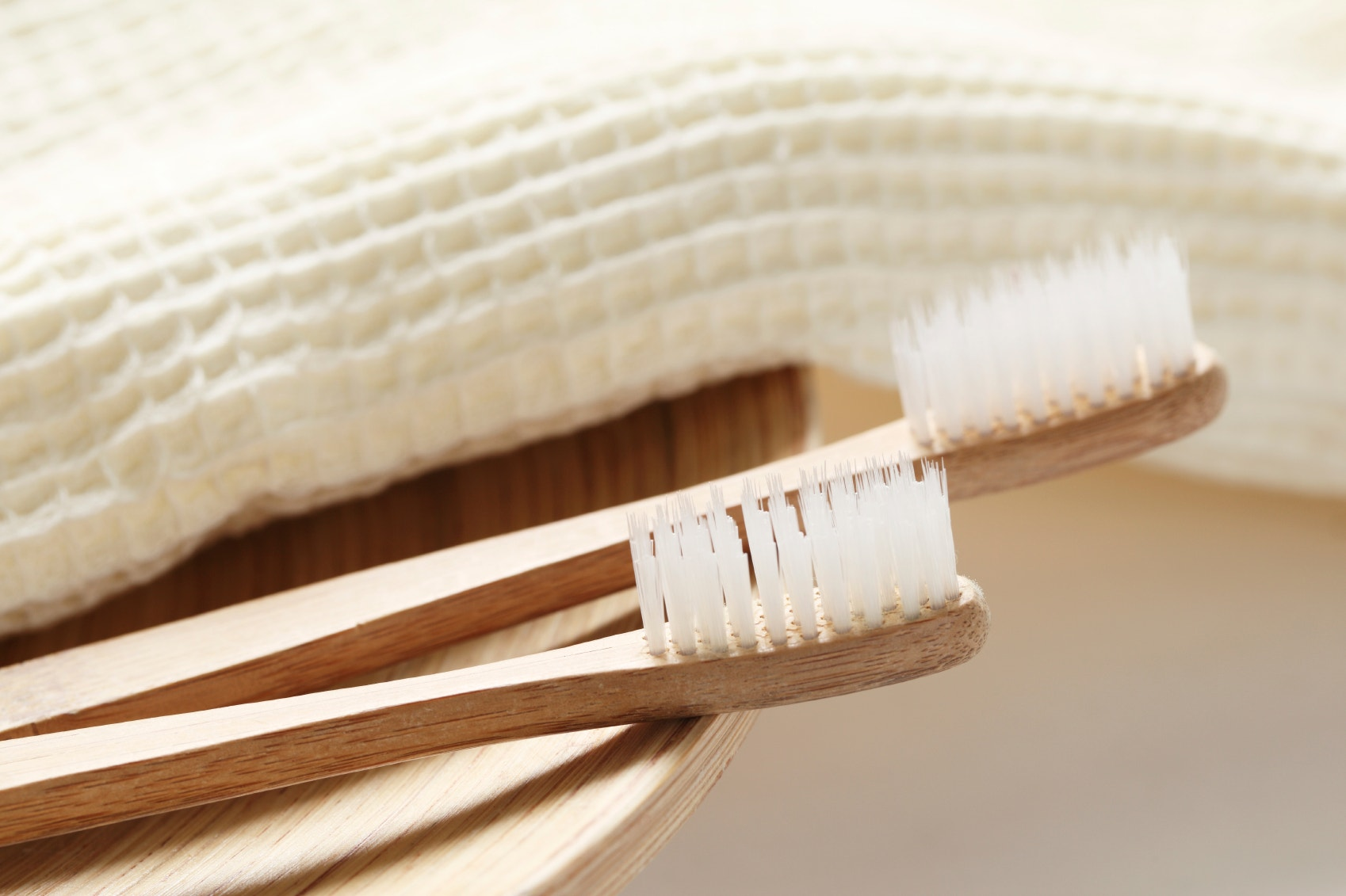 organic bath - brush