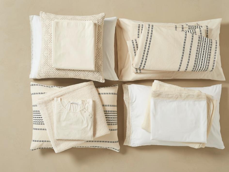 Natural Un-dyed Organic Cotton