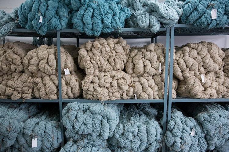 Fair Trade Yarn
