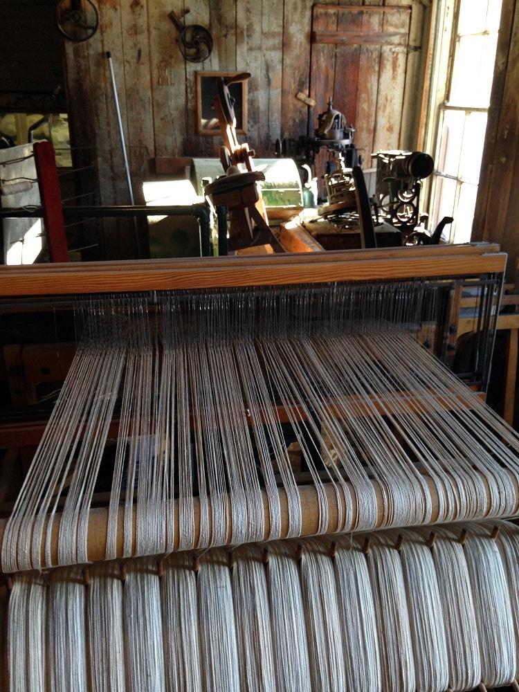 Abby's loom