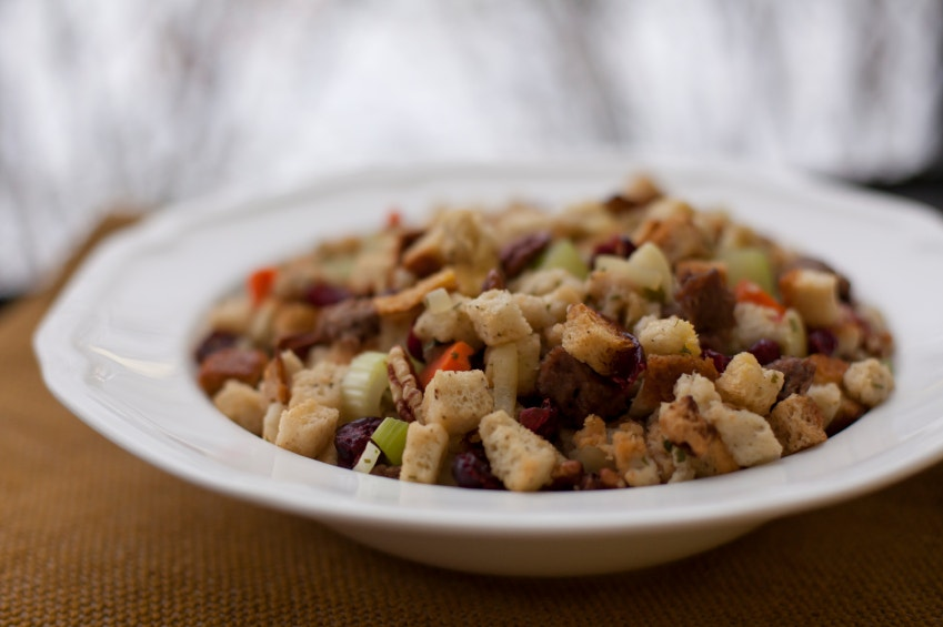 Simple Tasty Stuffing