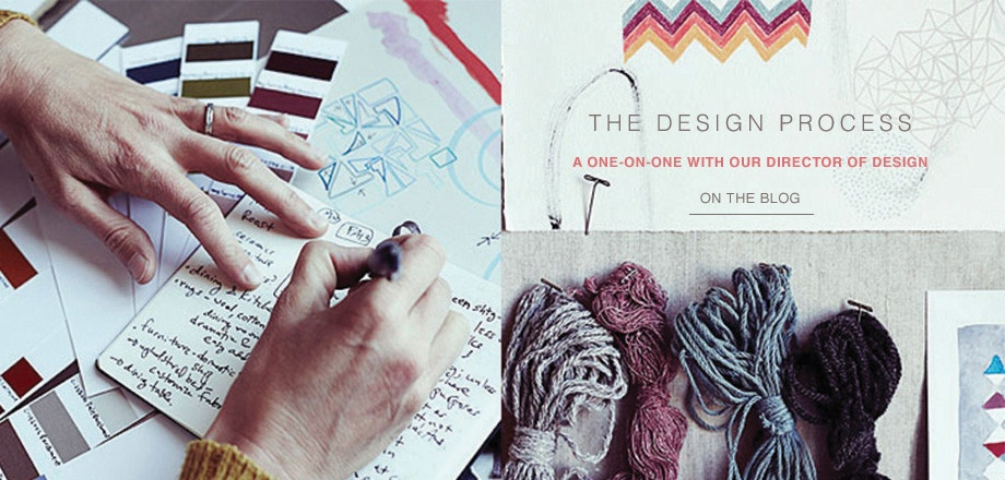 Design Process with Laura Jo Wegman