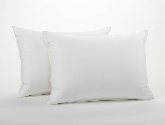 natural down pillow inserts