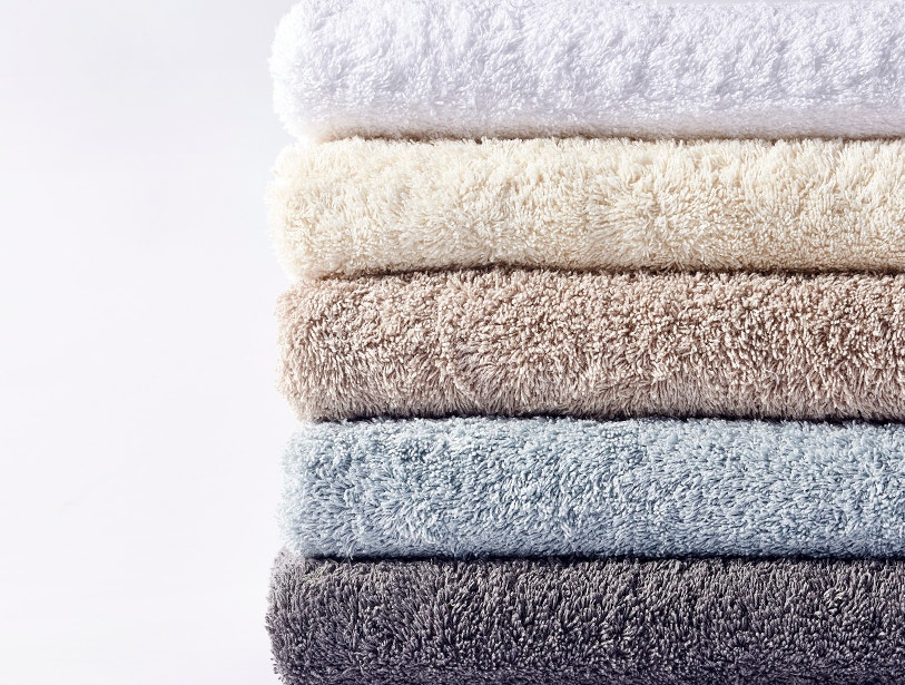 Cloud Loom Towels
