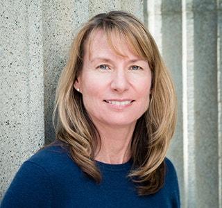 Coyuchi's current CEO Eileen Mockus