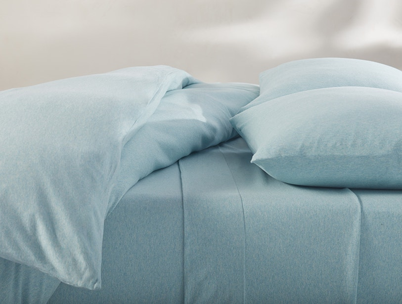 Organic Cotton Jersey Bedding At Its Most Relaxed Coyuchi