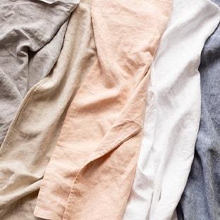 organic linen pillowcases