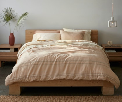 Lobos Organic Duvet Cover